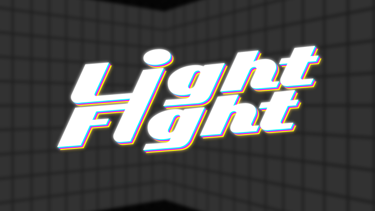 lightfight-title-screen-mockup